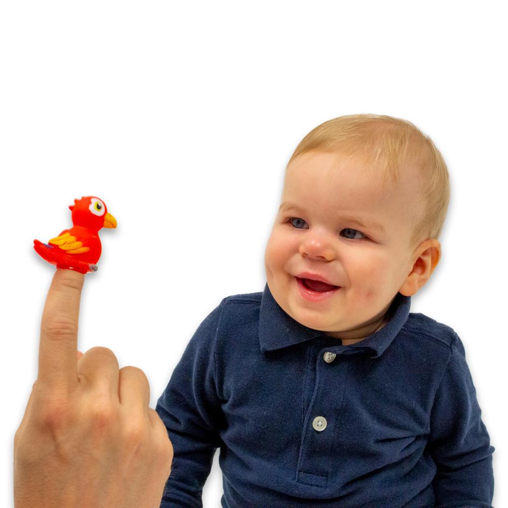 Finger Puppet Fixators
