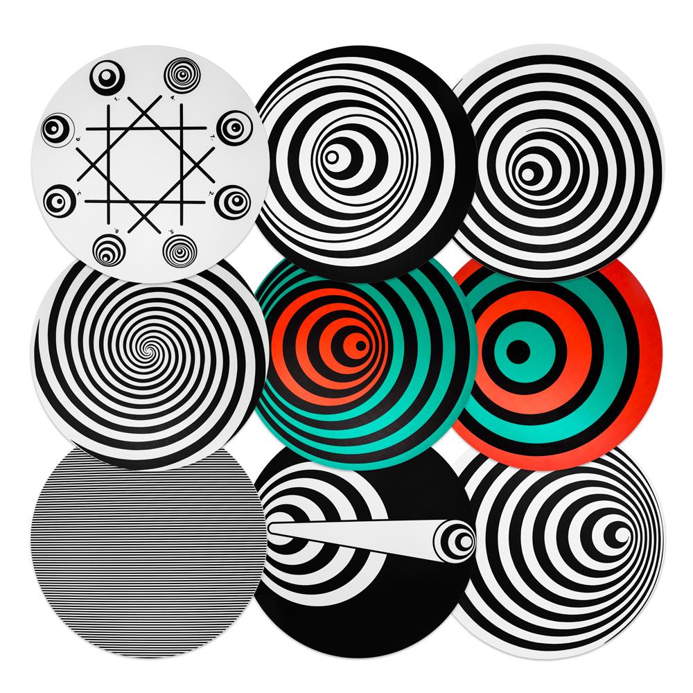 URI Training Discs