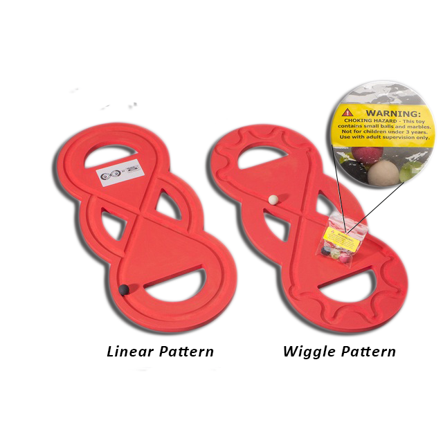 Racethe8s &trade; 1<br>Linear/Wiggle