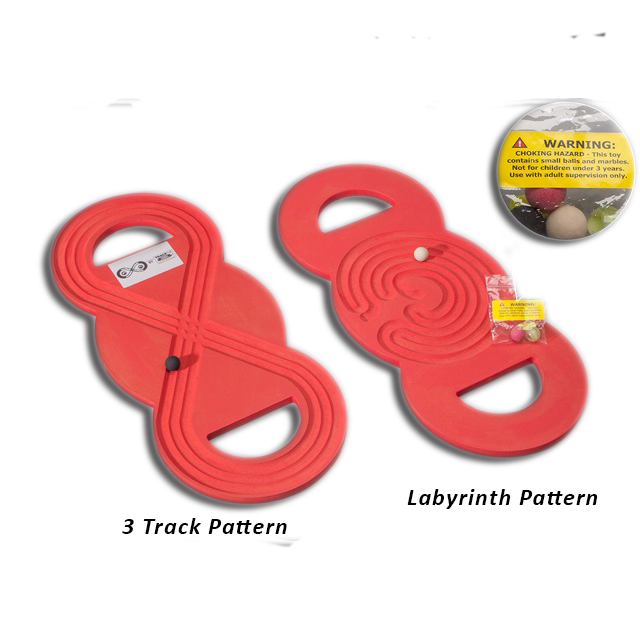 Racethe8s &trade; 2<br>3 Track/Labyrinth