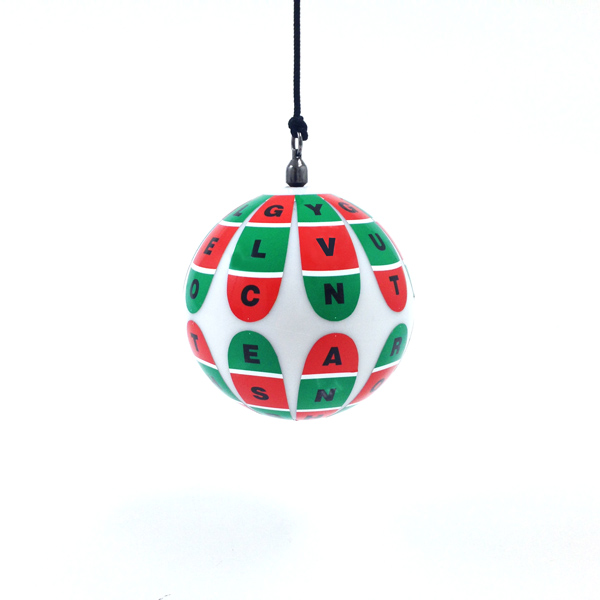 Bernell Deluxe Red/Green Marsden Ball