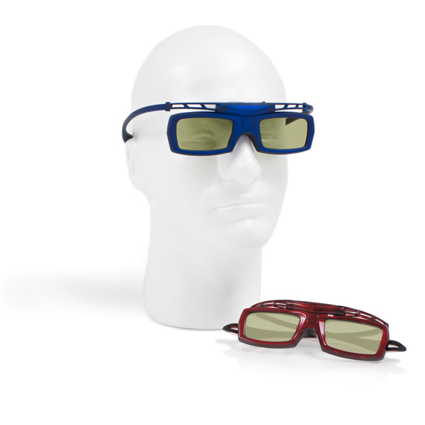Eyetronix Flicker Glass™ - Red