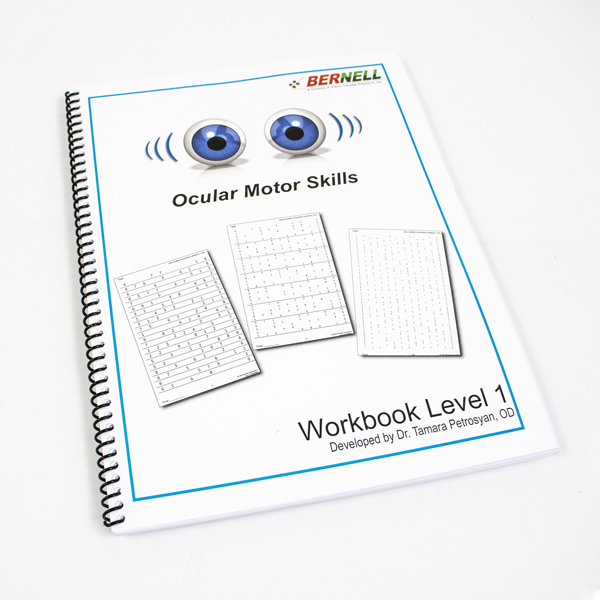 Petrosyan Ocular Motor Skills - Level 1 Workbook