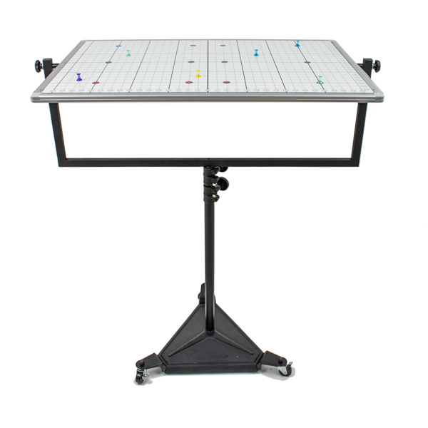 Bernell Spatial Location Board - Height Adjustable Model