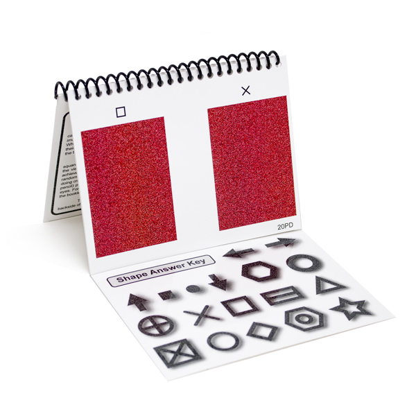 Free Space Random Dot Card Set