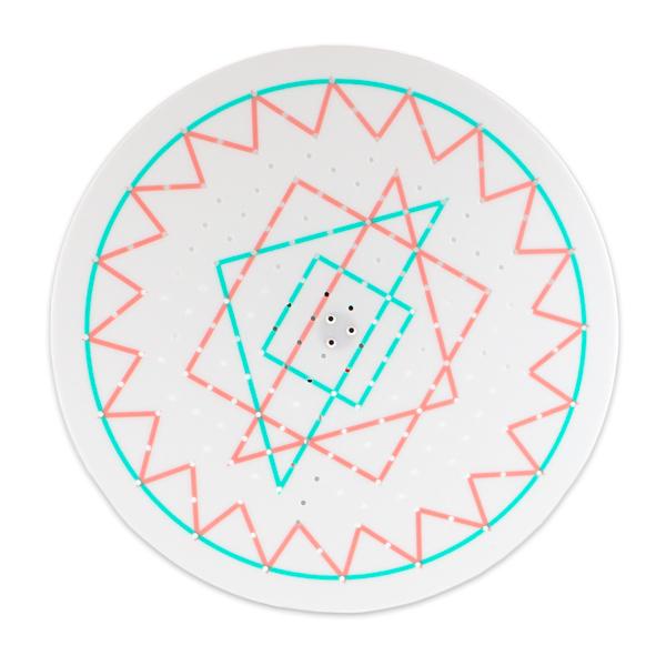 Geo Pegboard Disc