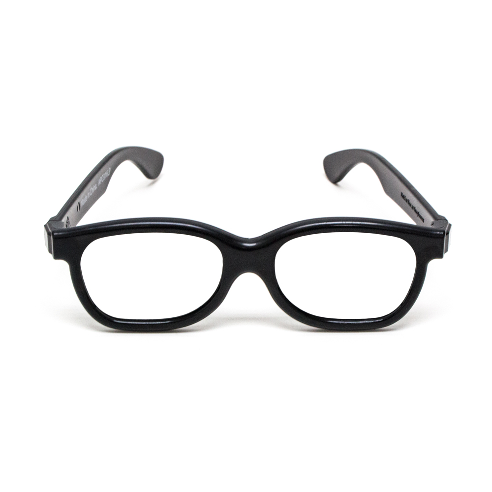 New Age Goggles (Black Frame Only)