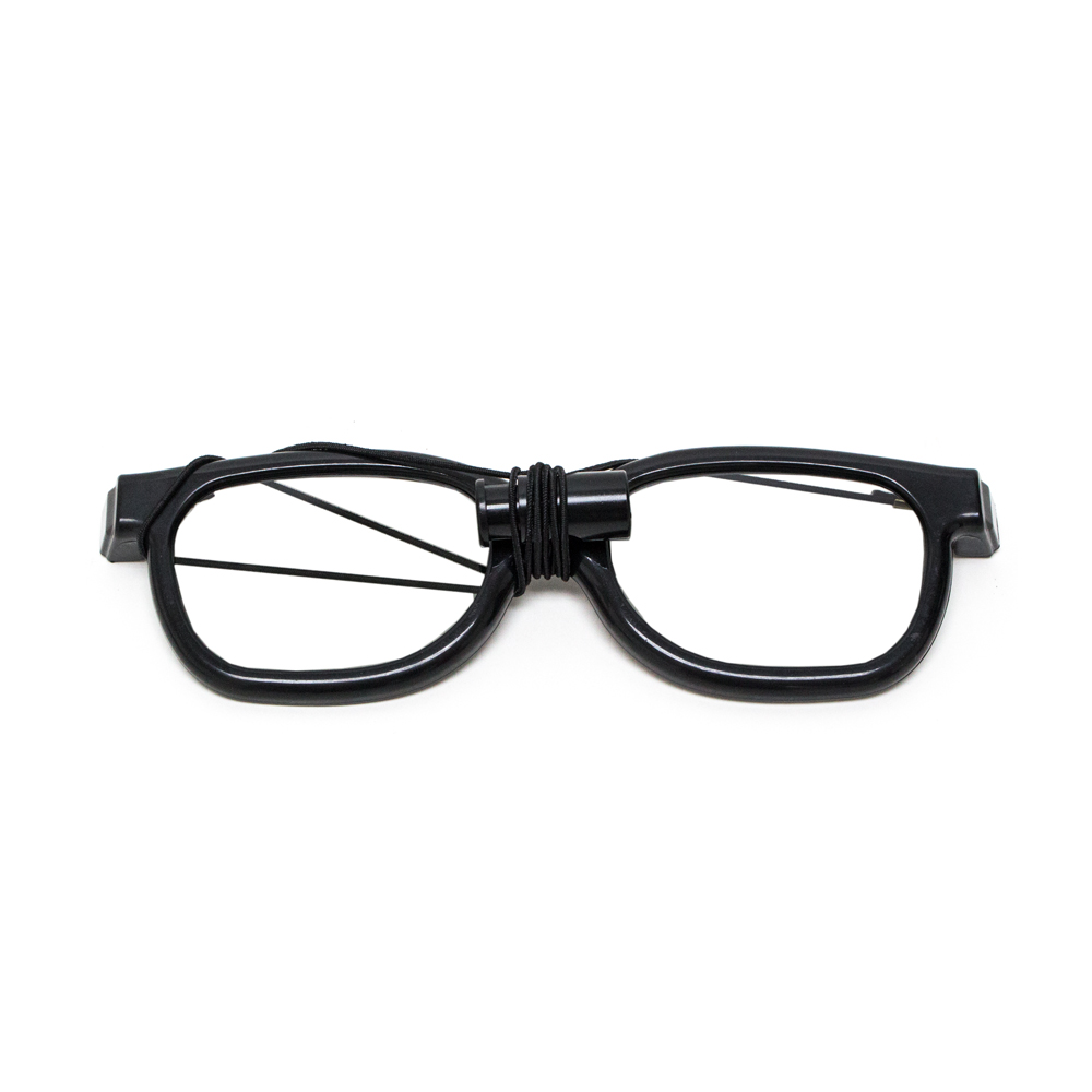 New Age Goggles with Elastic (Black Frame Only)