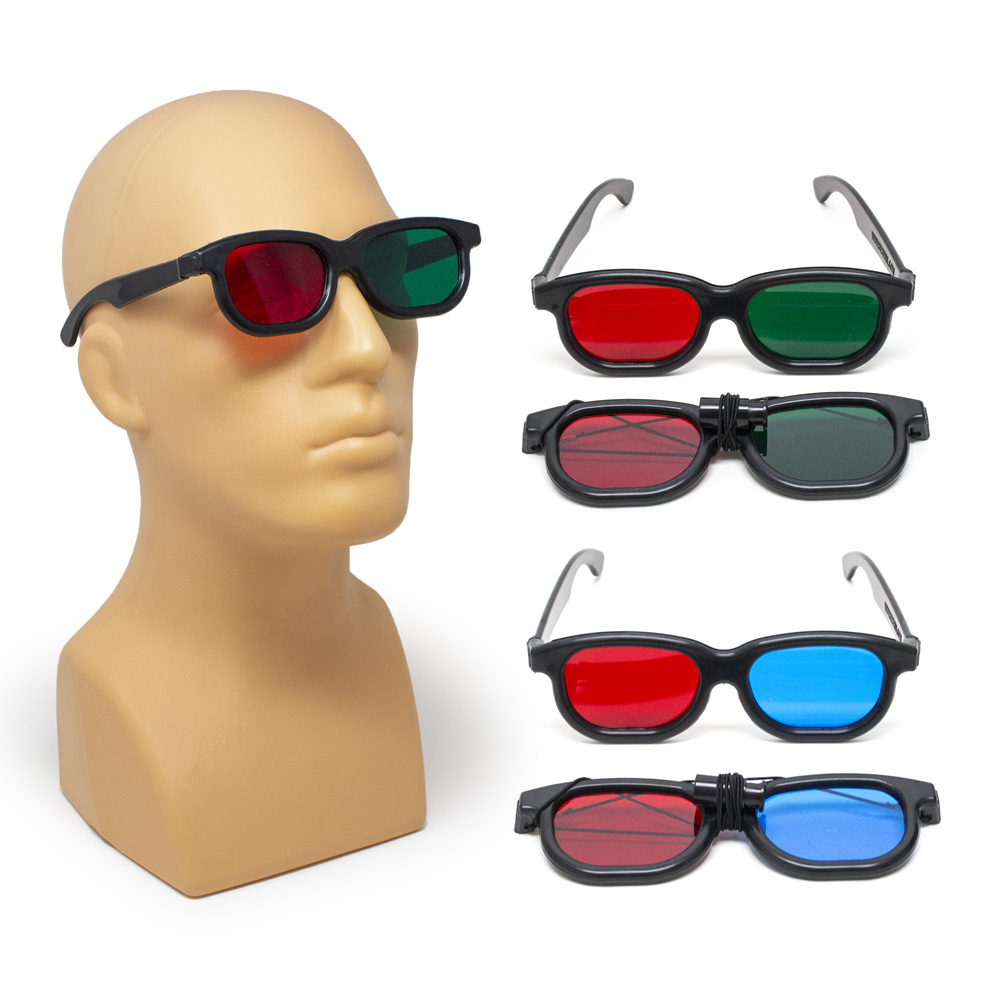 Bernell New Age Goggles - Lenses Not Glued