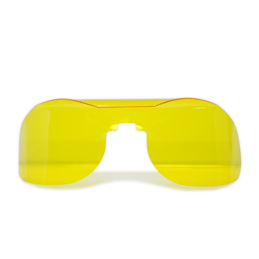 Yellow Companions™ Slip-In Sunglasses - Large Size (54mm) - Pkg. of 6