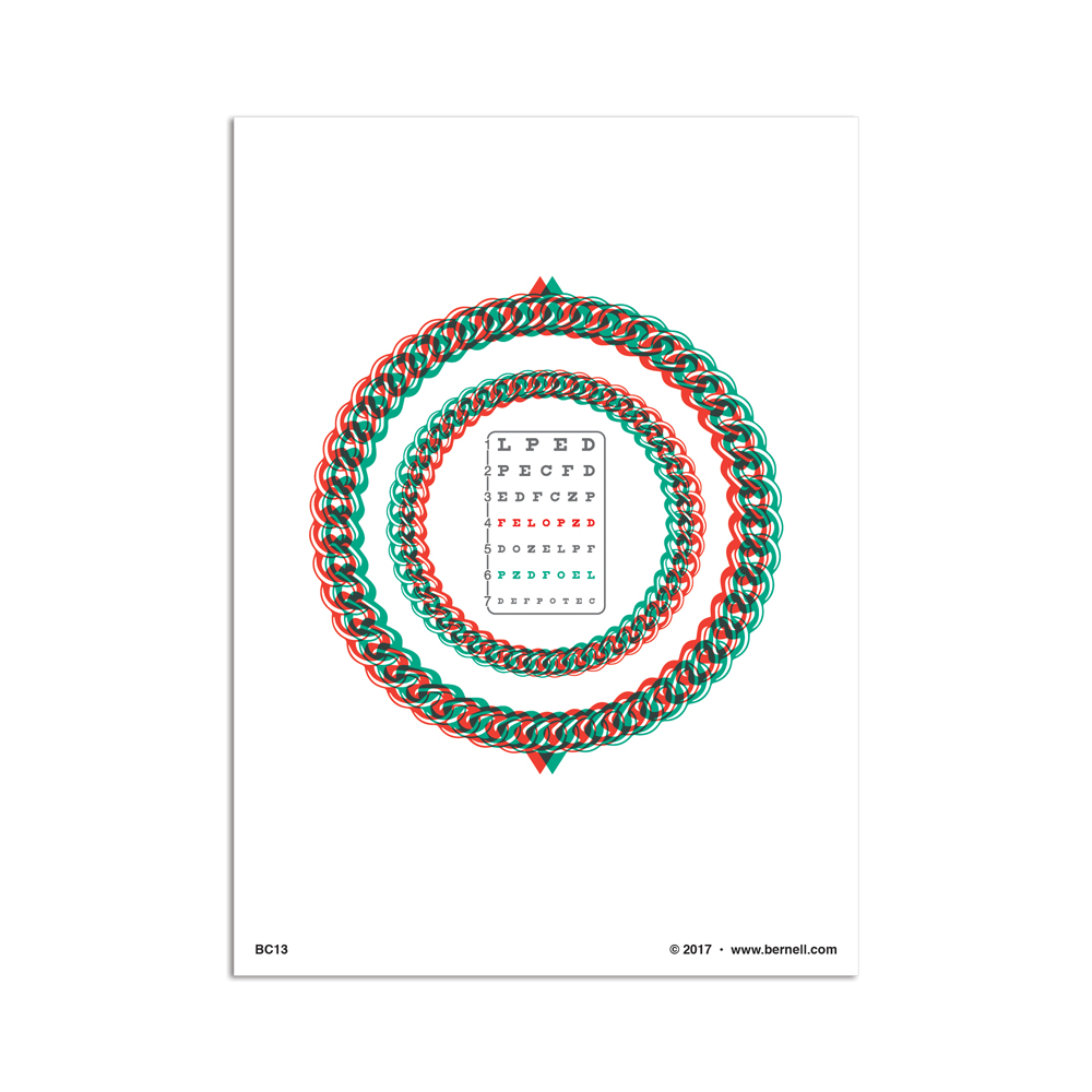Bracelet Fixed Tranaglyph™