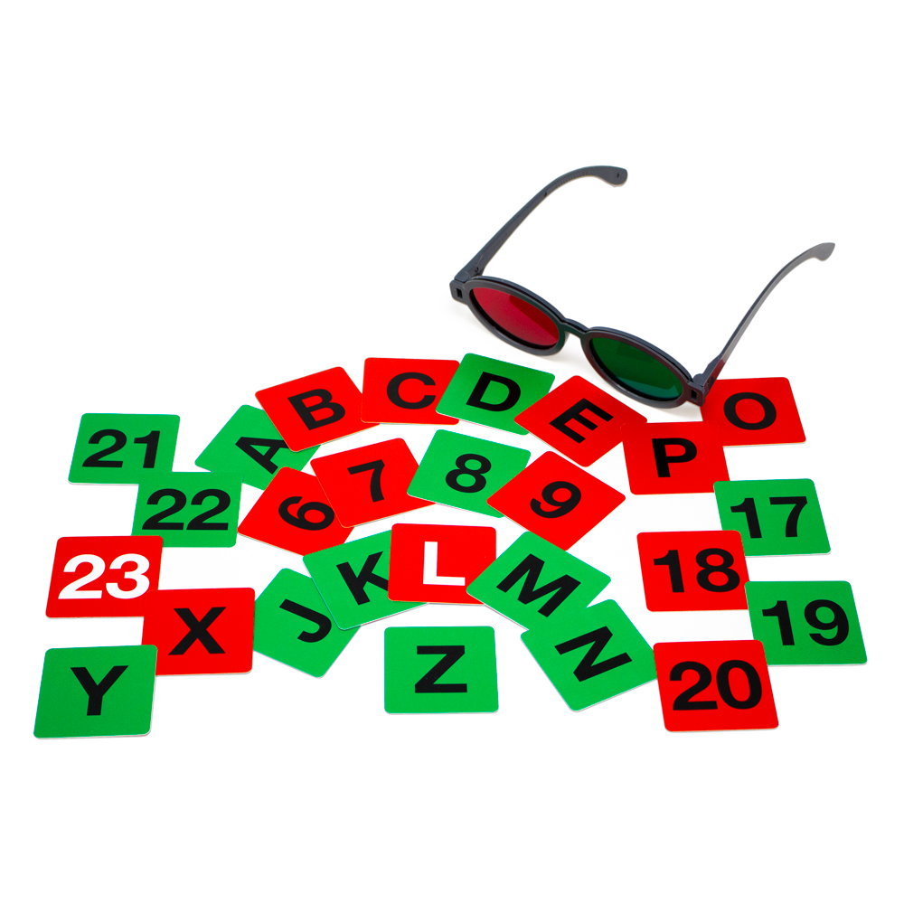 Zilnicki Activity Squares Set