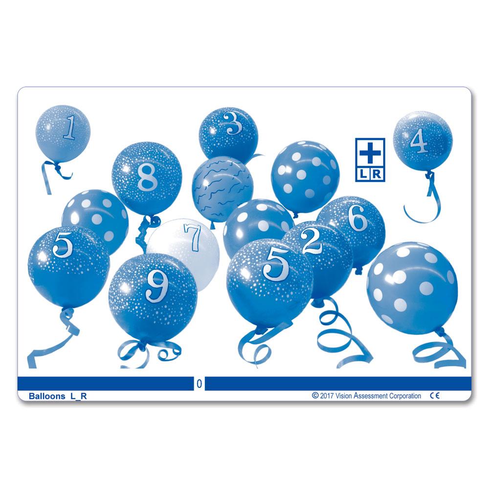 Balloon Polarized Variable Vectograph