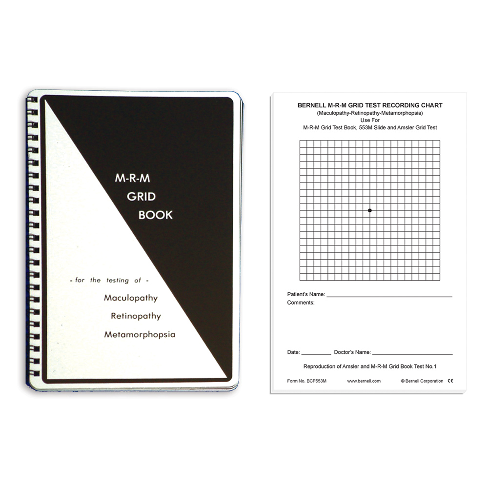 MRM Grid Book