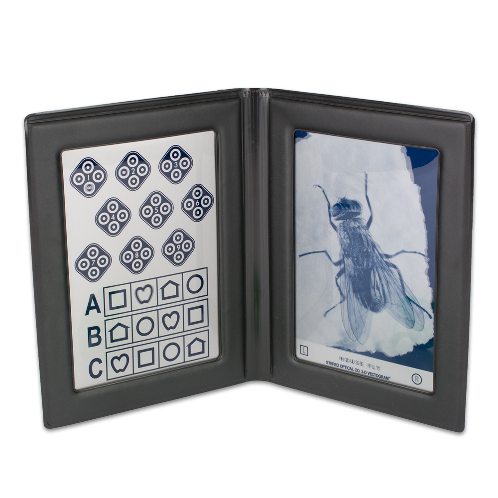 Stereo Fly with LEA Symbols