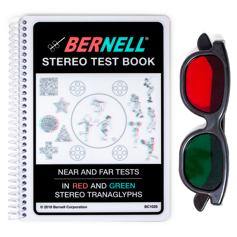 Bernell Stereo Test Book - Near and Far Tests