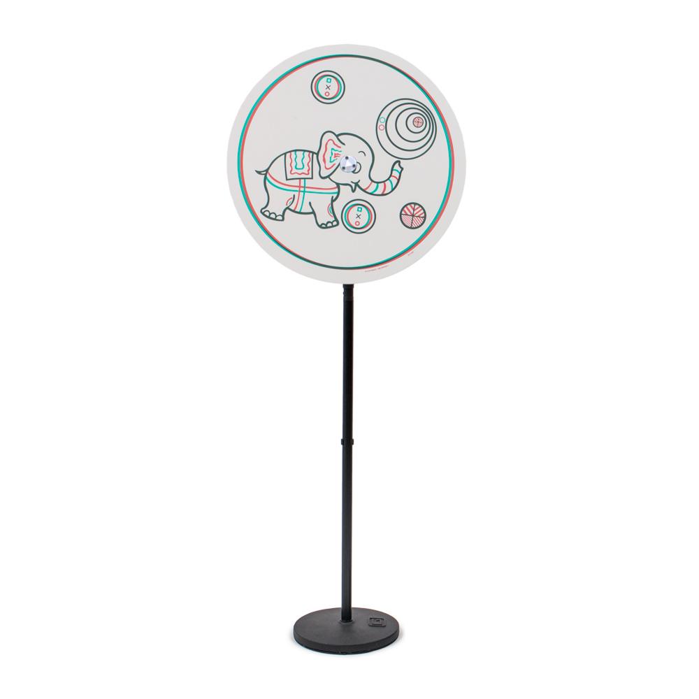 VTP Edition Floor Rotation Trainer with Elephant Disc