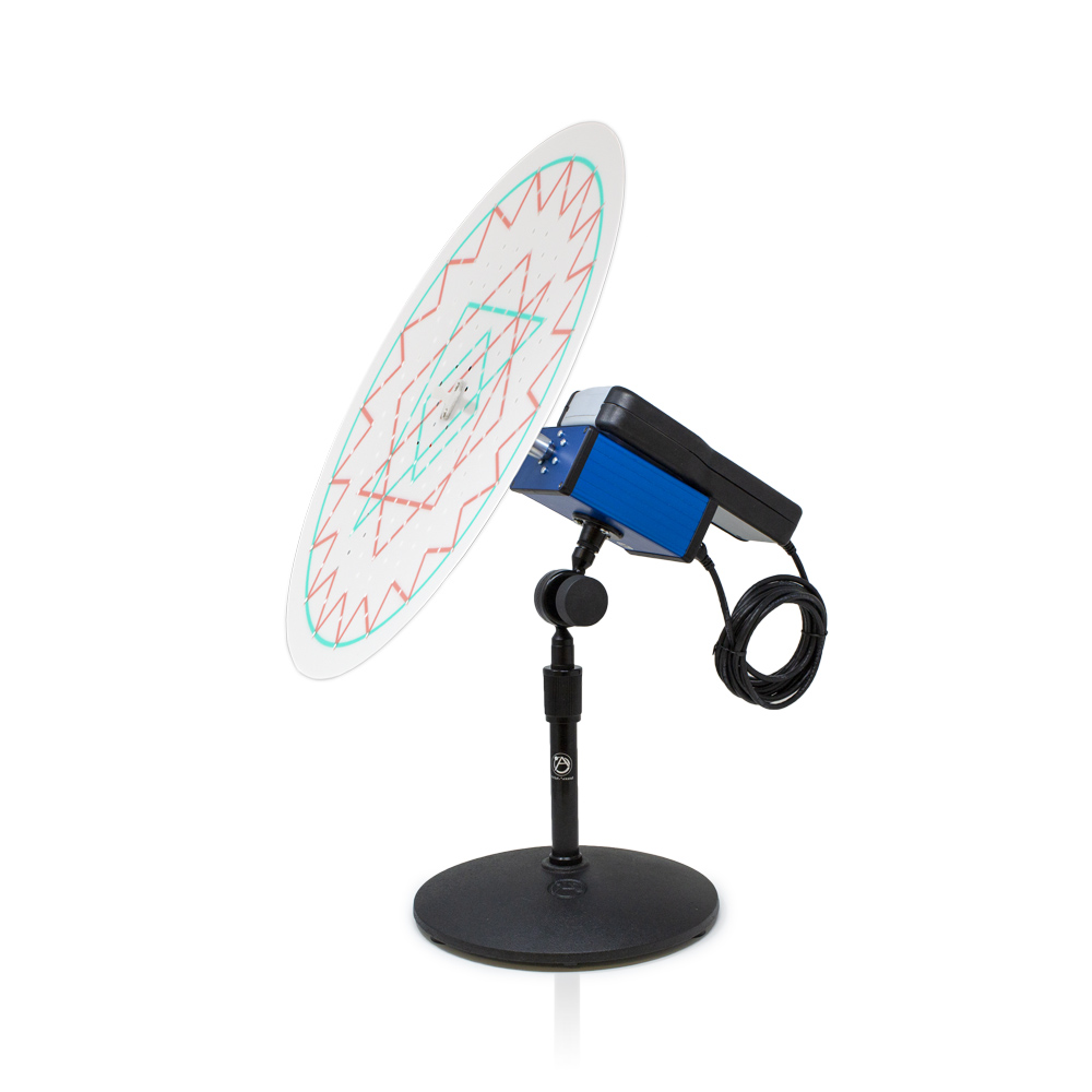 VTP Edition Table Rotation Trainer with Geo Pegboard Disc