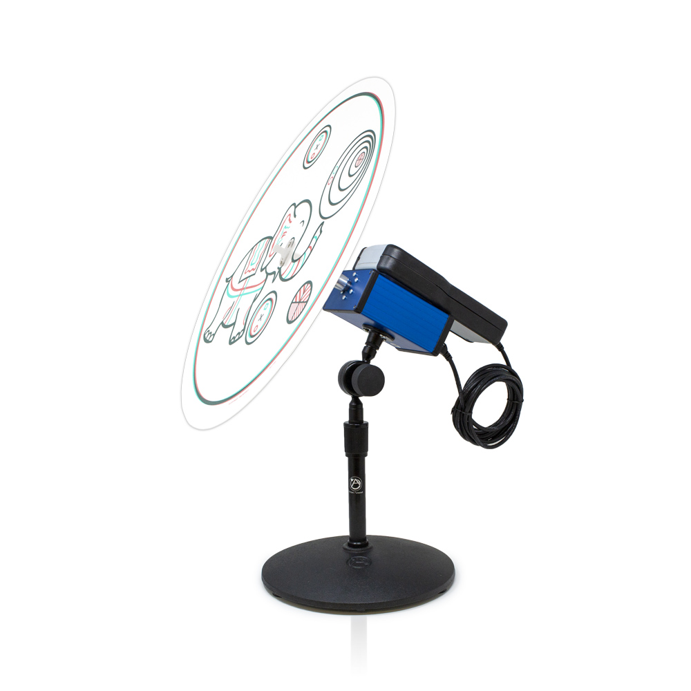 VTP Edition Table Rotation Trainer with Elephant Disc