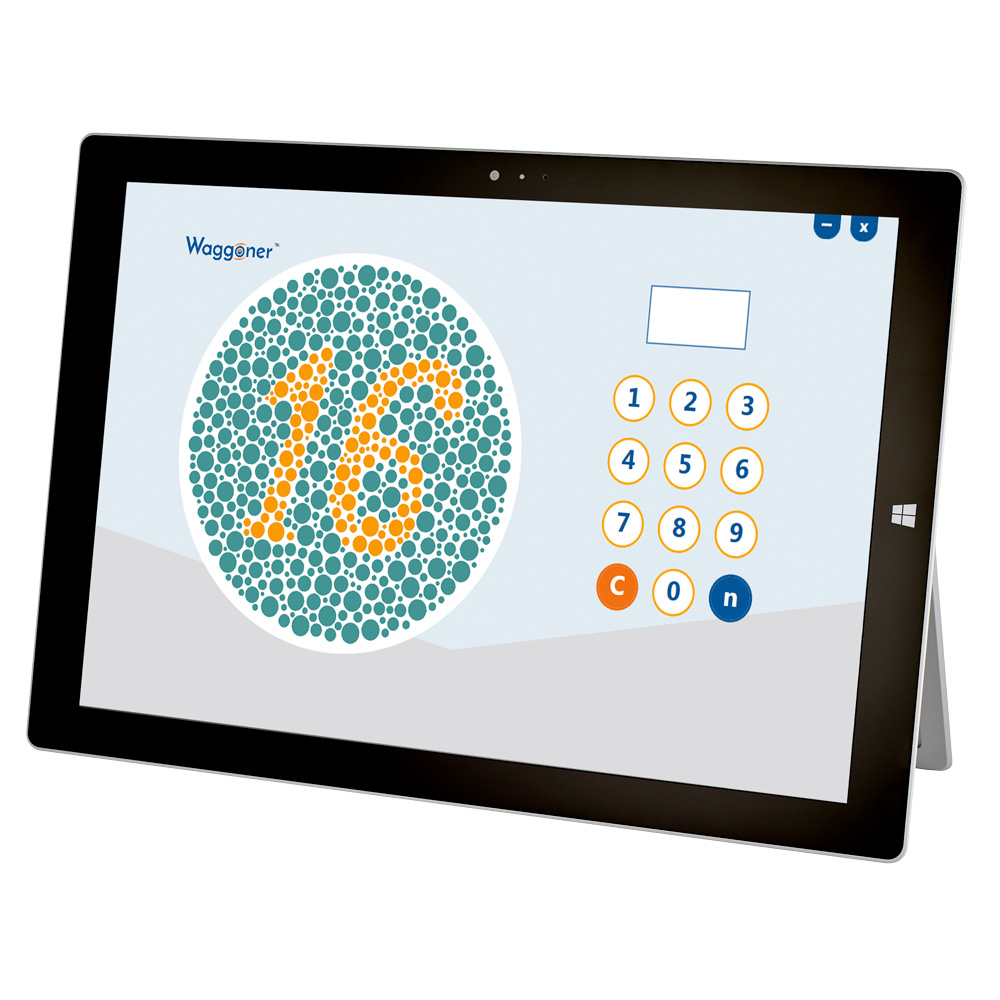 Waggoner CCVT Tablet with App Pre-Installed
