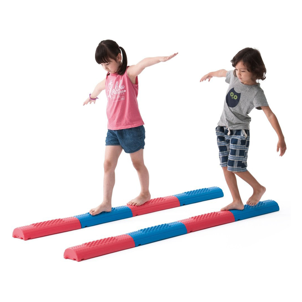 Tactile Walking Beam - Set of 8