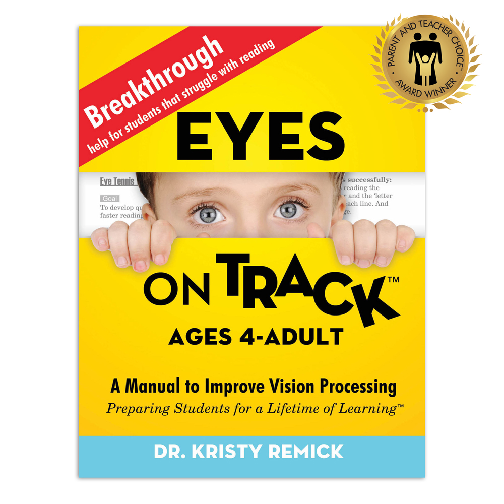 Eyes on Track™ - A Manual to Improve Vision Processing