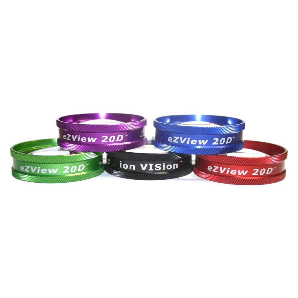 Ion eZView 20D Bio Lenses