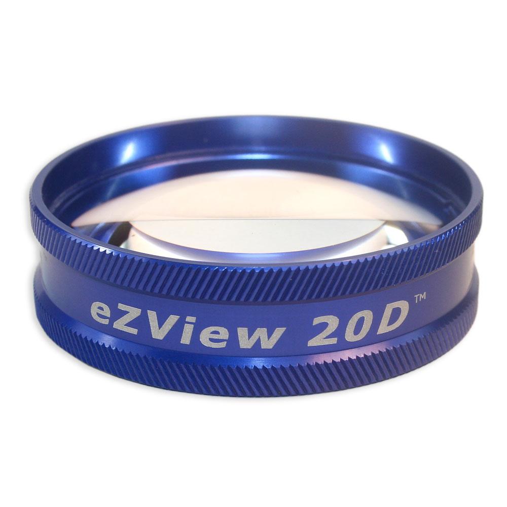 Ion eZView 20D Bio Lens - Blue
