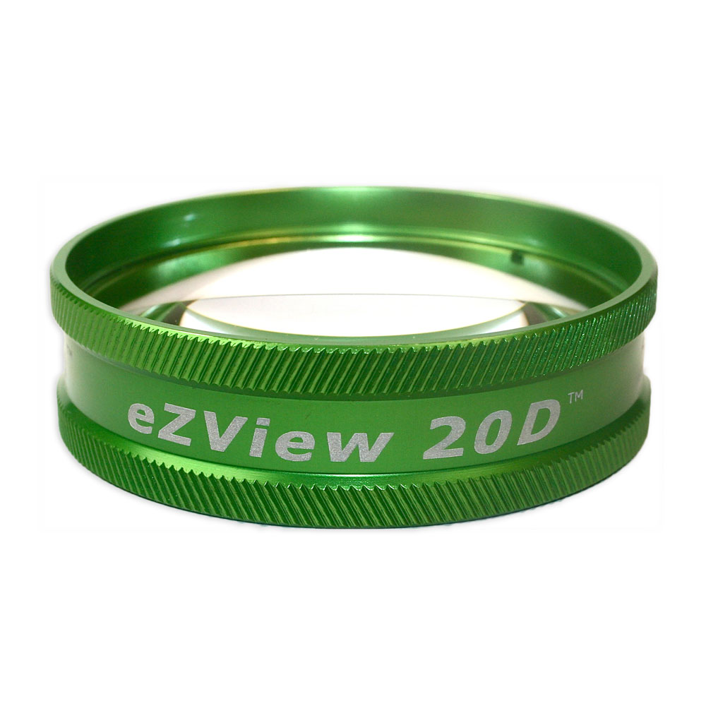 Ion eZView 20D Bio Lenses - Ion eZView 20D Bio Lens - Green