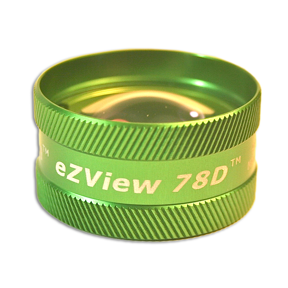 Ion eZView 78D Non-Contact Slit Lamp Lens - Green