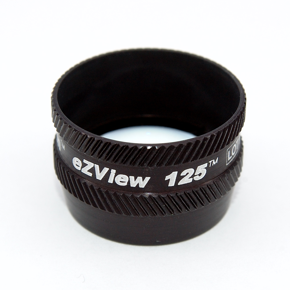 Ion eZView 125 Advanced Non-Contact Slit Lamp Lens