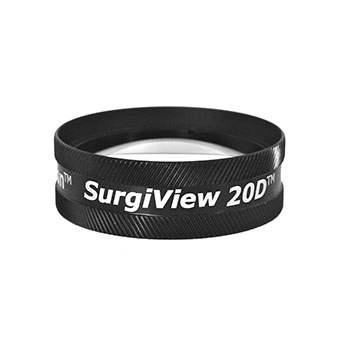 Ion SurgiView 20D Steam Sterilizable Binocular Indirect Lens