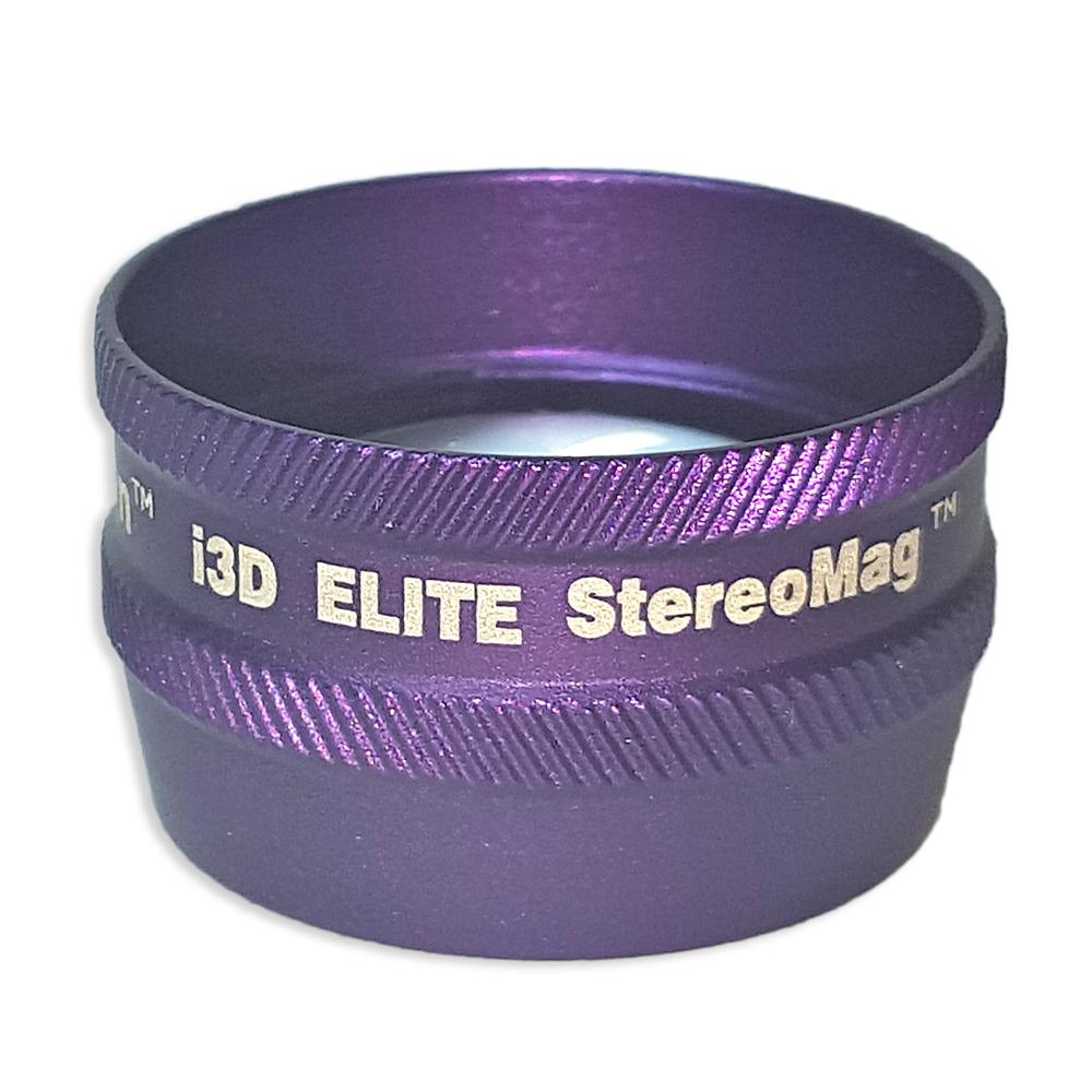 Ion i3D ELITE StereoMag - Slit Lamp Lens