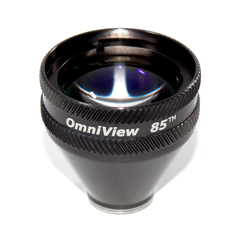 Ion OmniView 85 - Contact Slit Lamp Lens