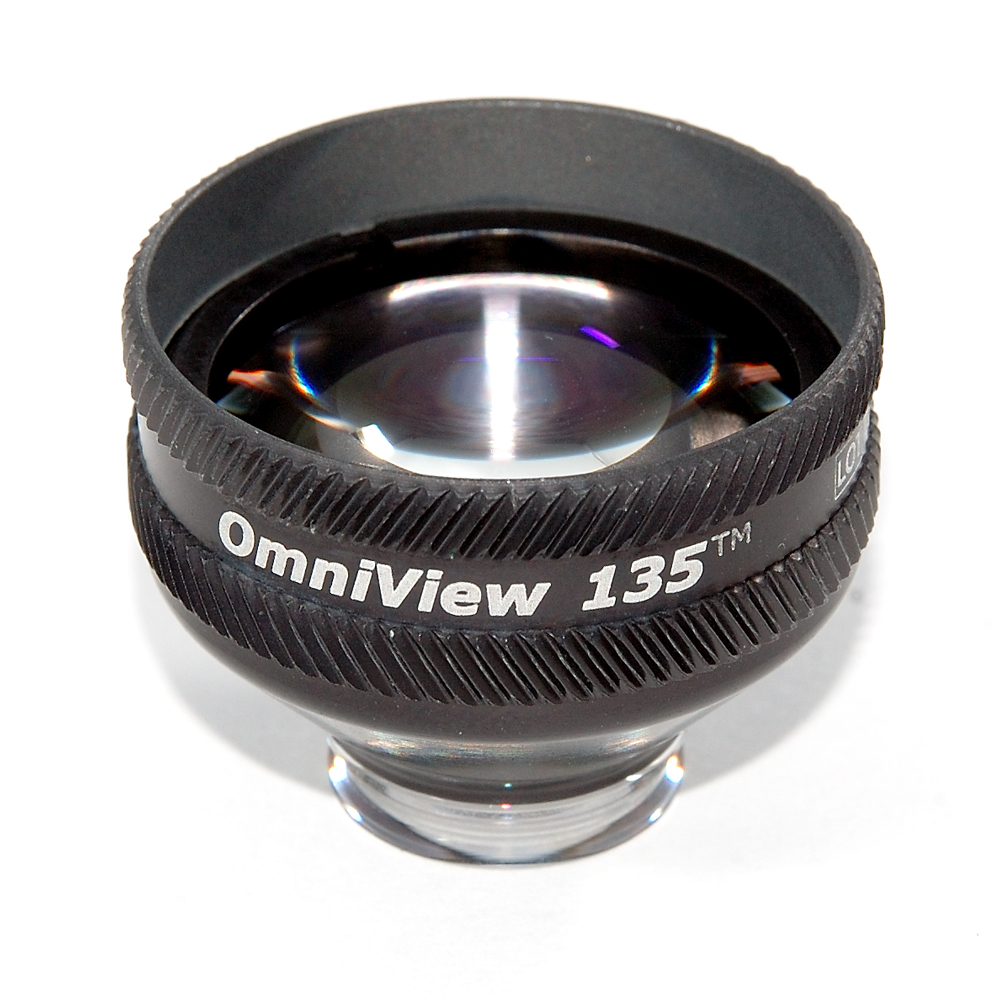 Ion OmniView 135 - Contact Slit Lamp Lens