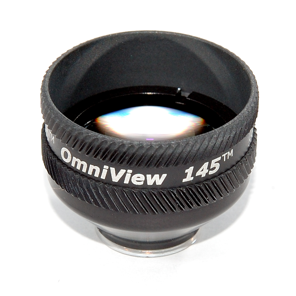 Ion OmniView 145 - Contact Slit Lamp Lens
