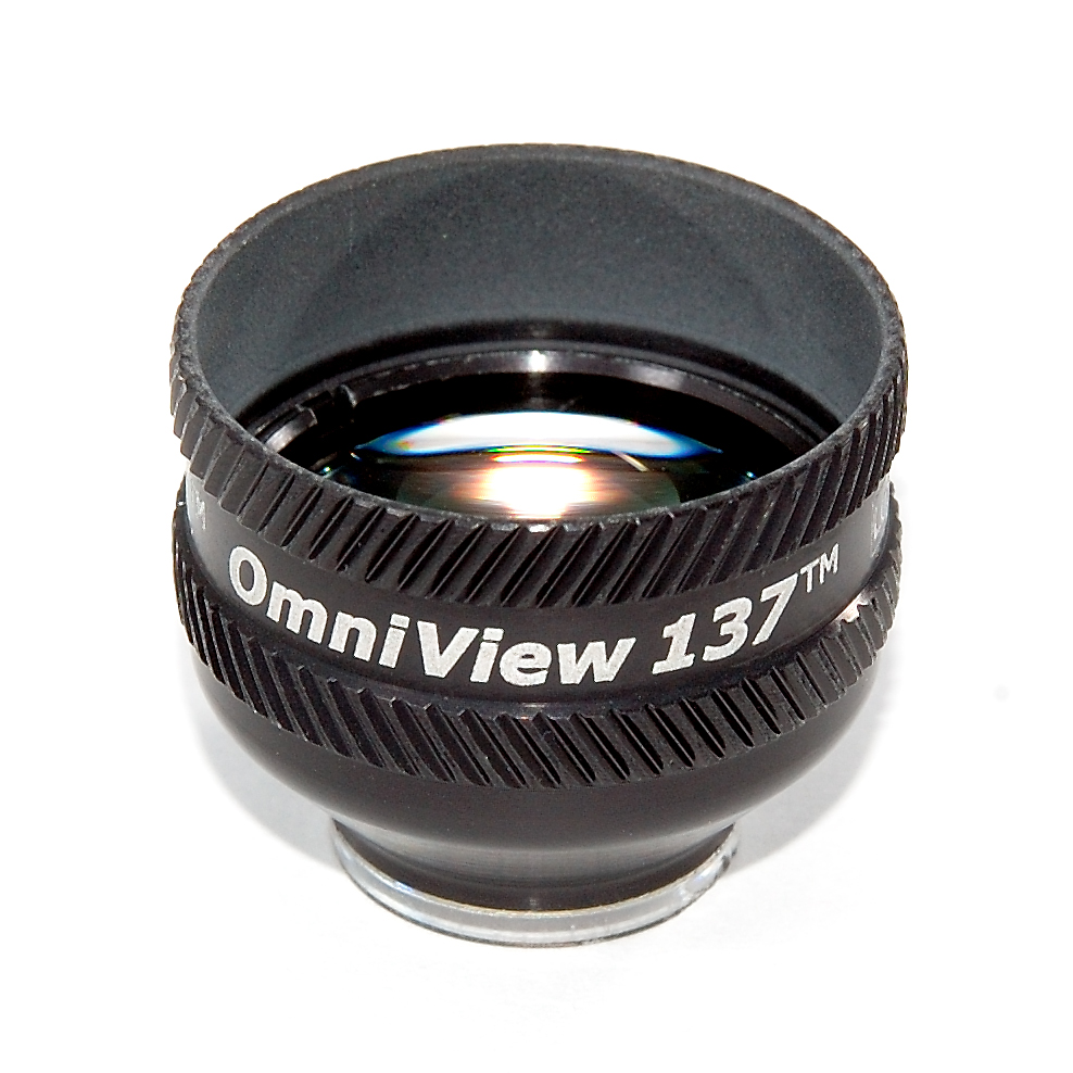 Ion OmniView 137 - Contact Slit Lamp Lens