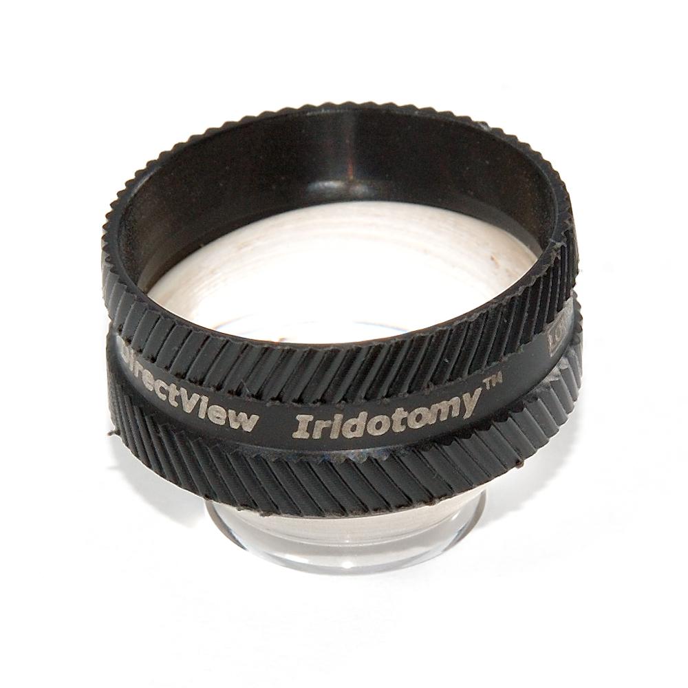 Ion DirectView Iridotomy - Direct Imaging Lens