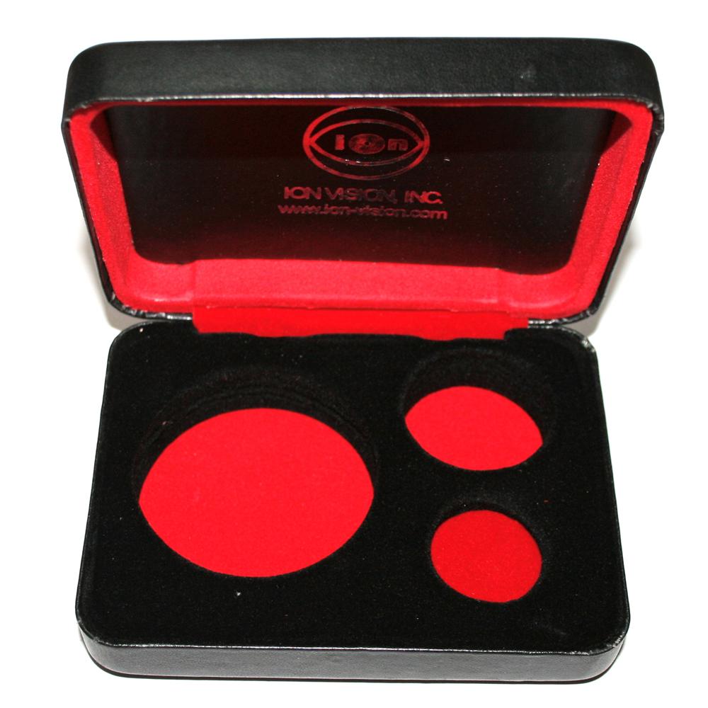 Ion Replacement Multi Lens Case - Three Lenses - Version 1