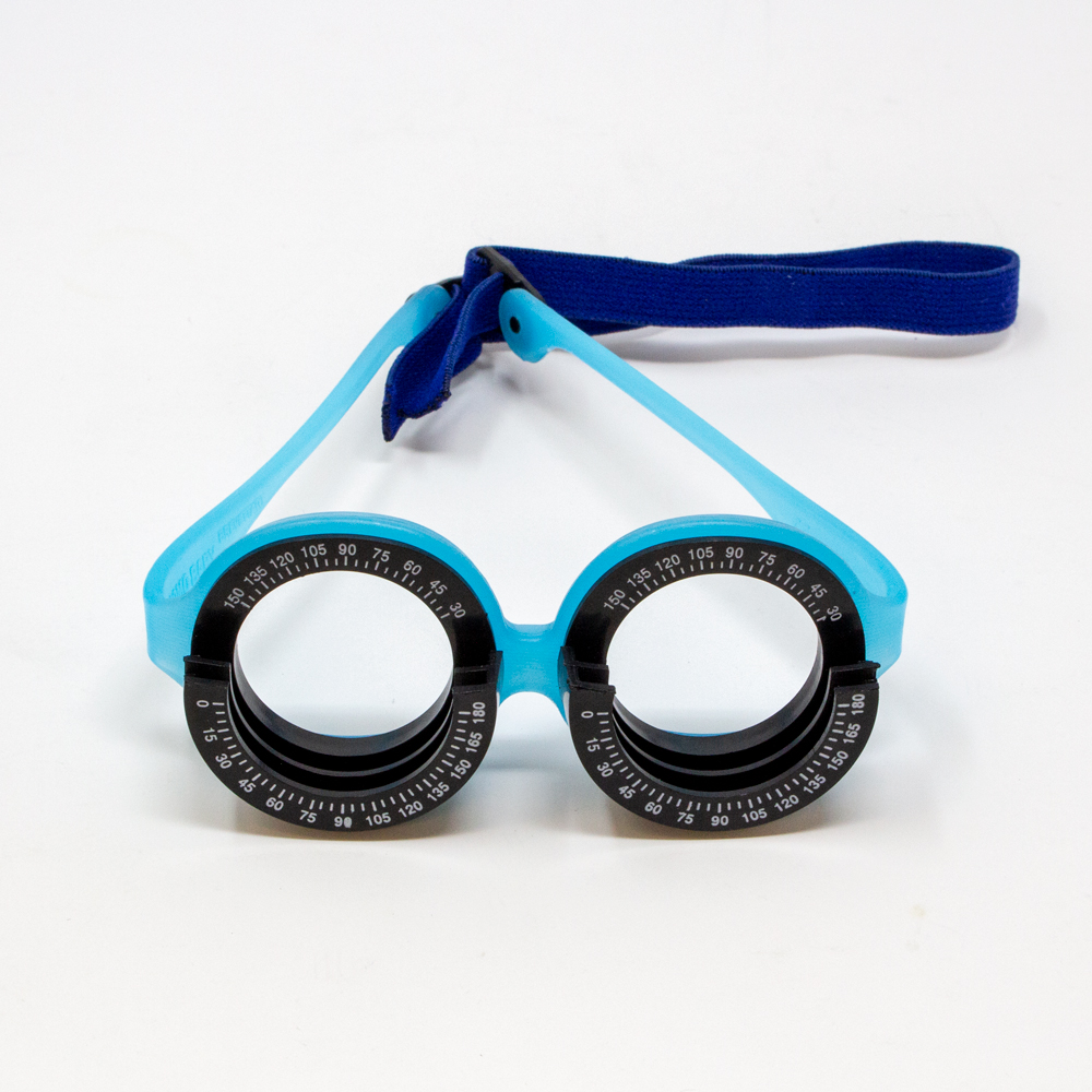 Flexible Baby Trial Frame - Blue