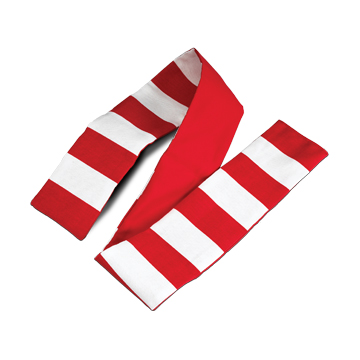 Red & White Optokinetic Flag