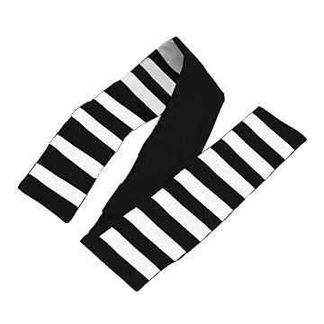 Black & White Optokinetic Flag