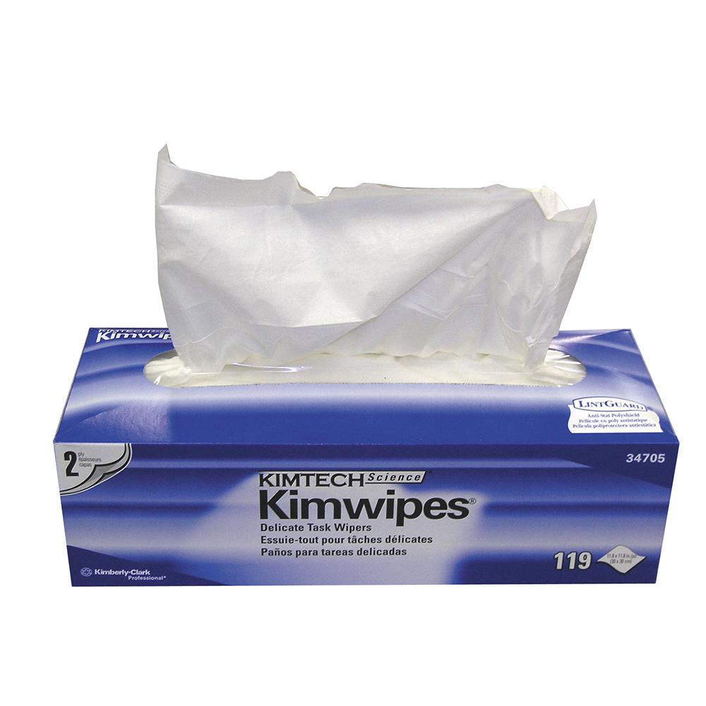 Kimwipes® - Two-Ply (Size: 12 x 12)
