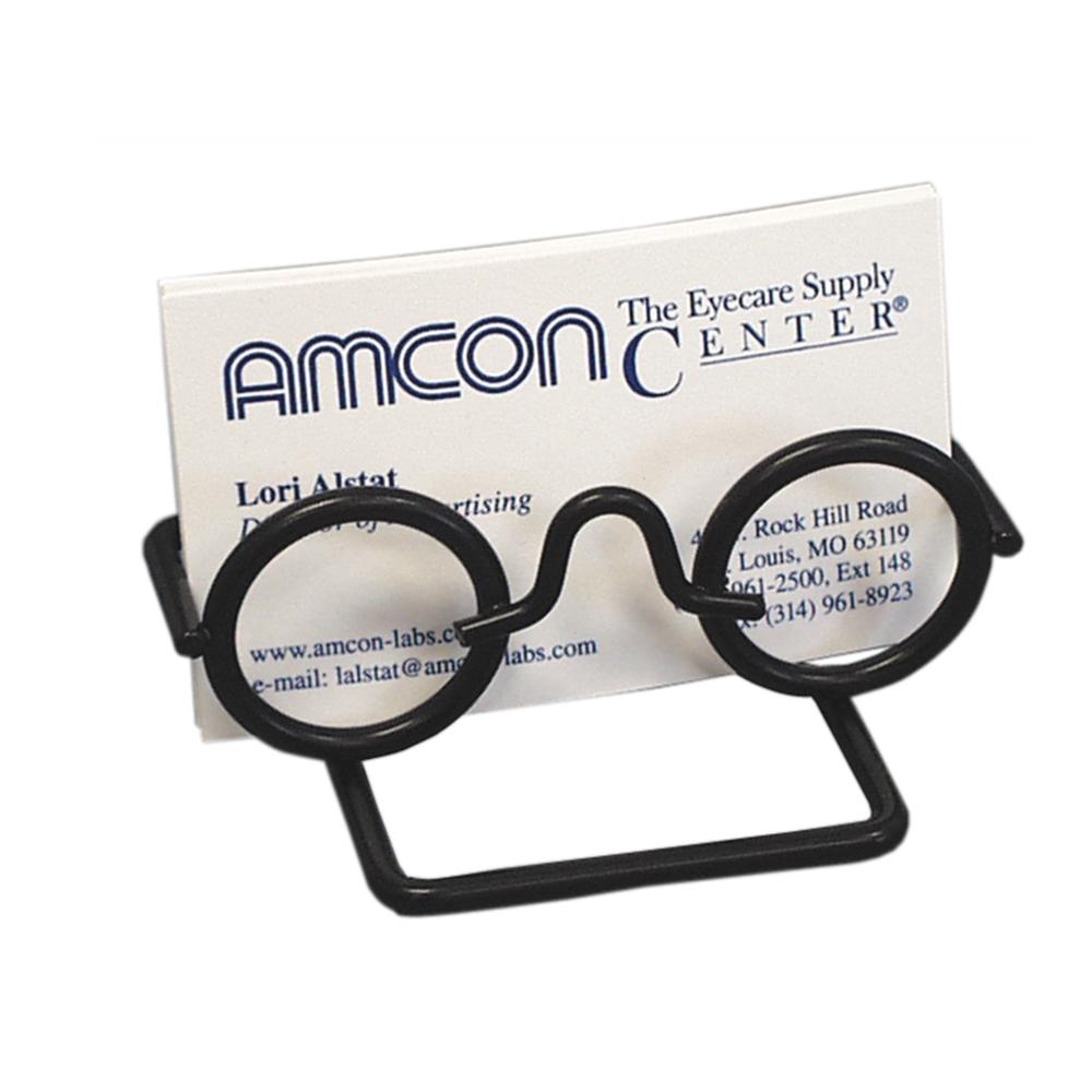 Optical Business Card Holder