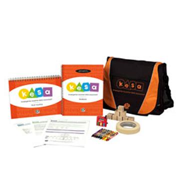 Kindergarten Essential Skills Assessment (KESA) - Complete Kit