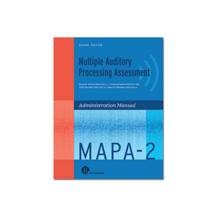 Multiple Auditory Processing Assessment-2 (MAPA-2)