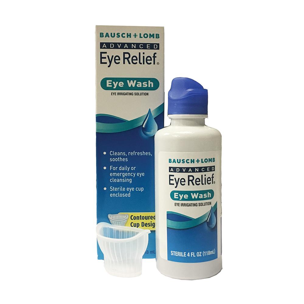 Bausch & Lomb Advanced Relief Eye Wash 4oz