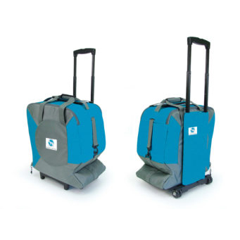 Wheeled Carrying Case for Optec 5000 Series