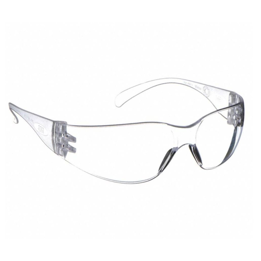 Wrap Around Safety Glasses - Universal Fit