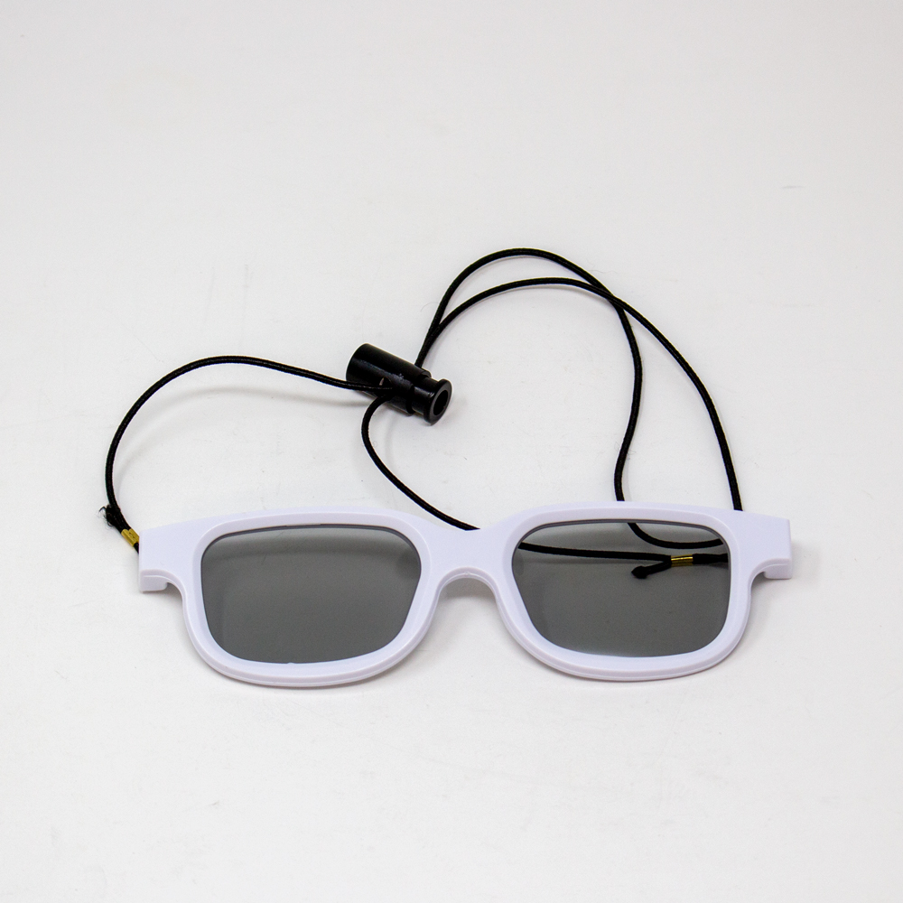 Bernell Blanco Goggle Polarized with Elastic - Single